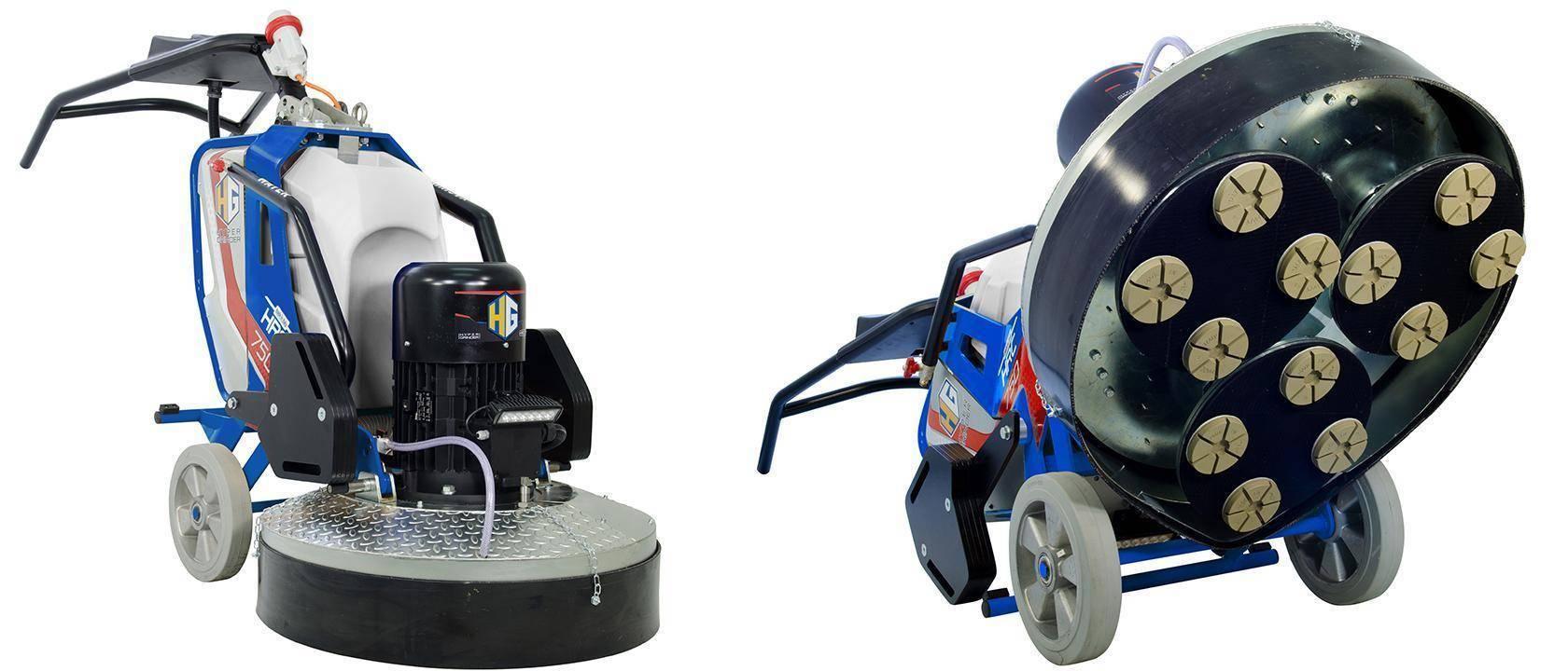 slide product HRC750 1
