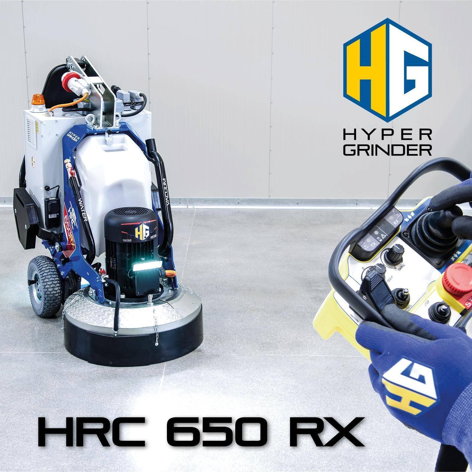 Post HRC 650 RX