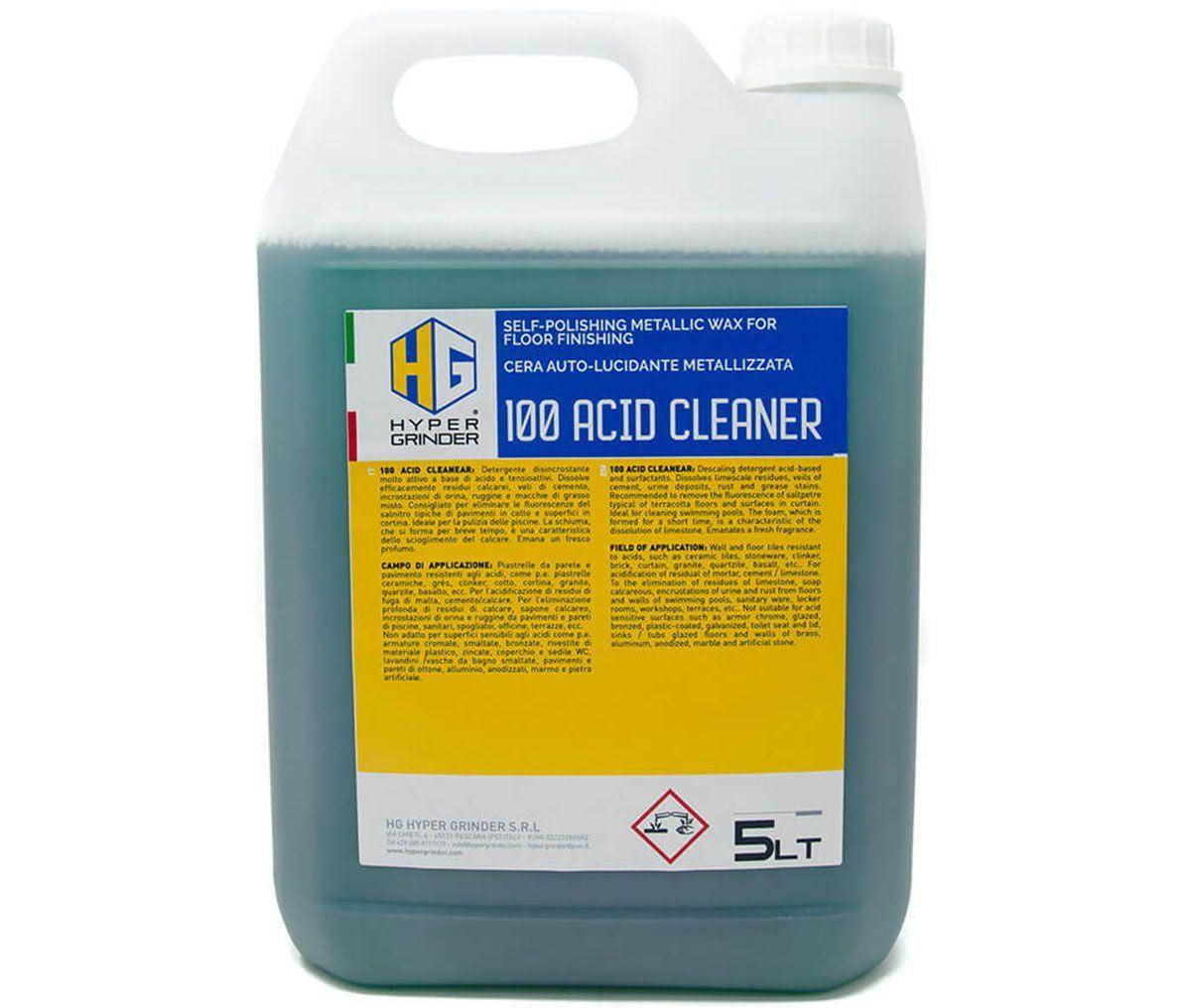 100 acid cleaner 1434