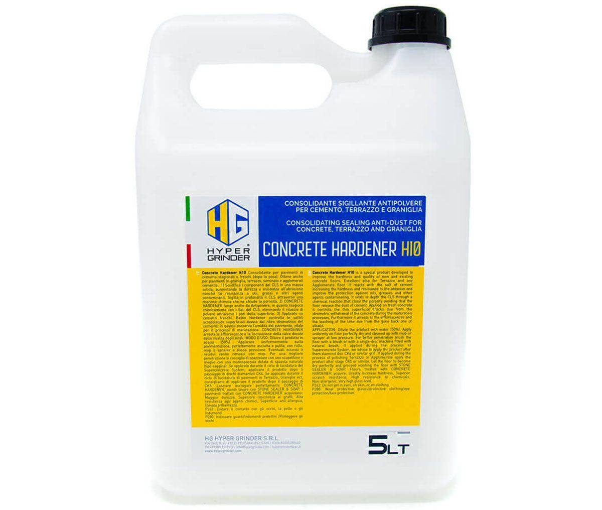 Concrete Hardener K10 1431