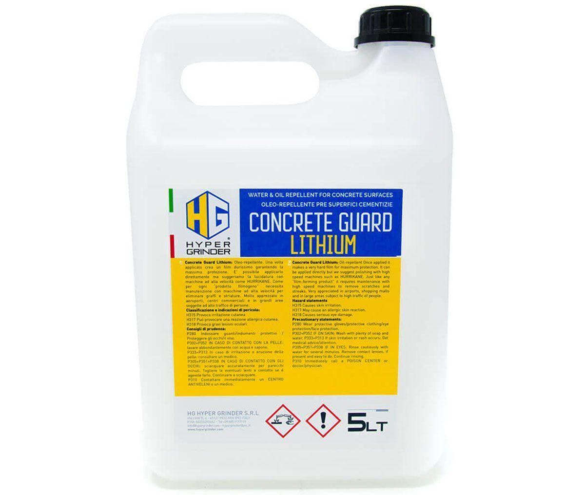 Concrete Hardener Lithium 1430