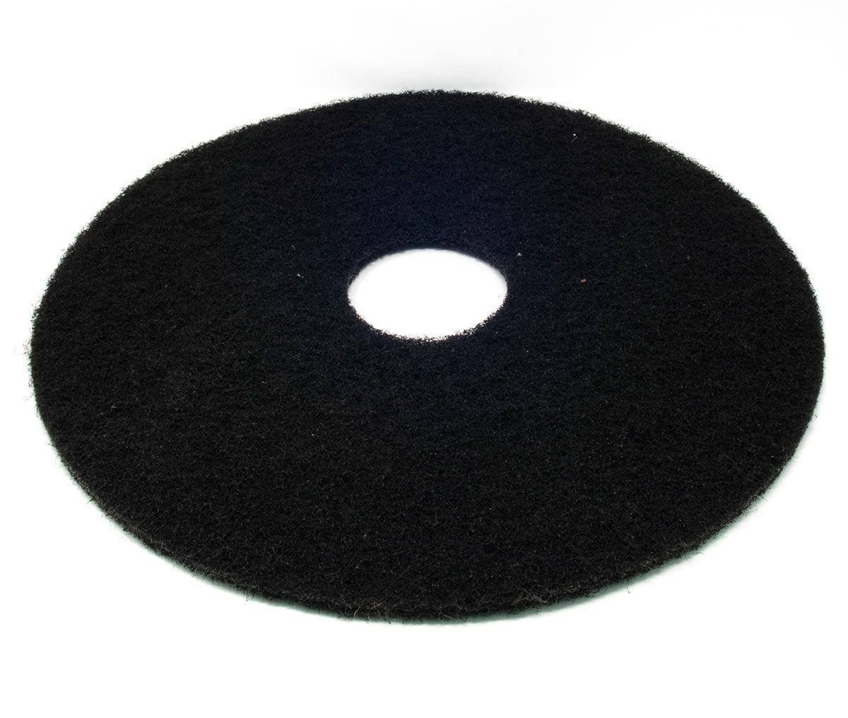 almohadilla súper negra