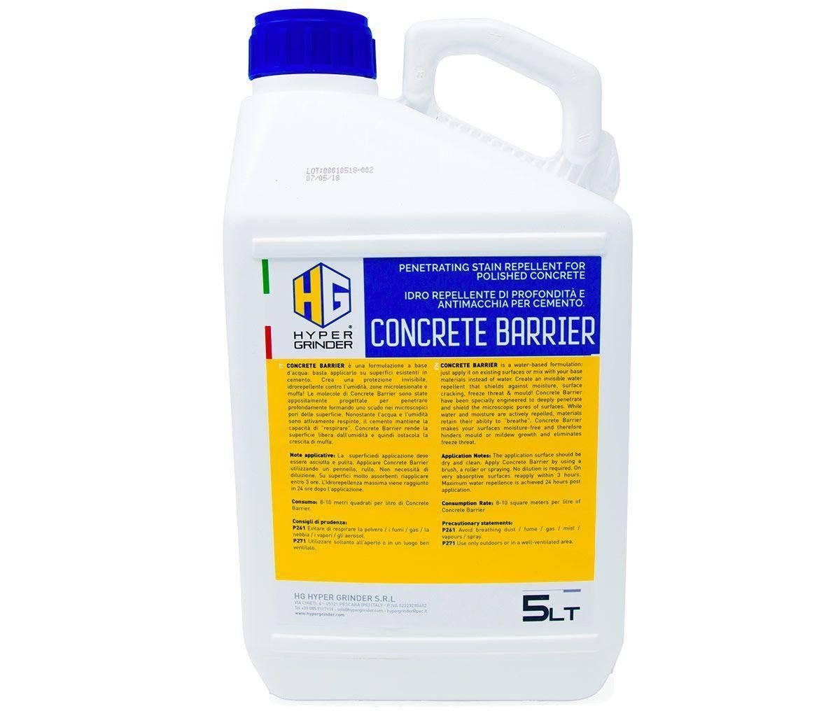 Concrete Barrier 1454